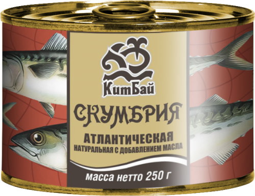 Скумбрия НДМ